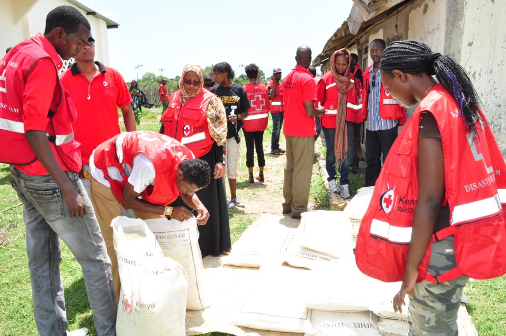 Apply For Kenya Red Cross Youth Sponsored Fellowship In