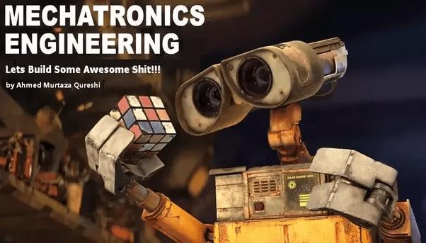 Mechatronics Engineers Needed - Opportunities For Young Kenyans