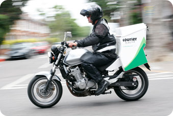 Courier Looking For Riders - Opportunities For Young Kenyans