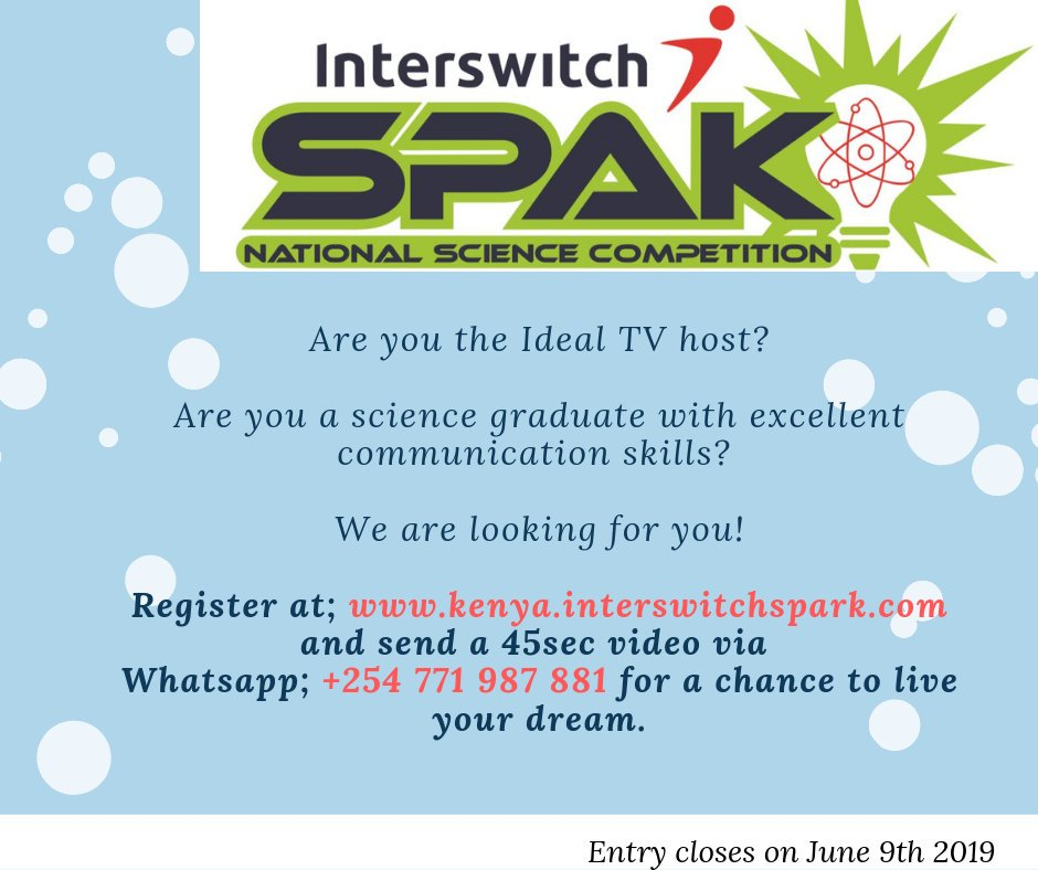 TV Host Auditions Contest - Register Now - Opportunities For