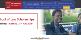 Local scholarships Archives - Opportunities For Young Kenyans