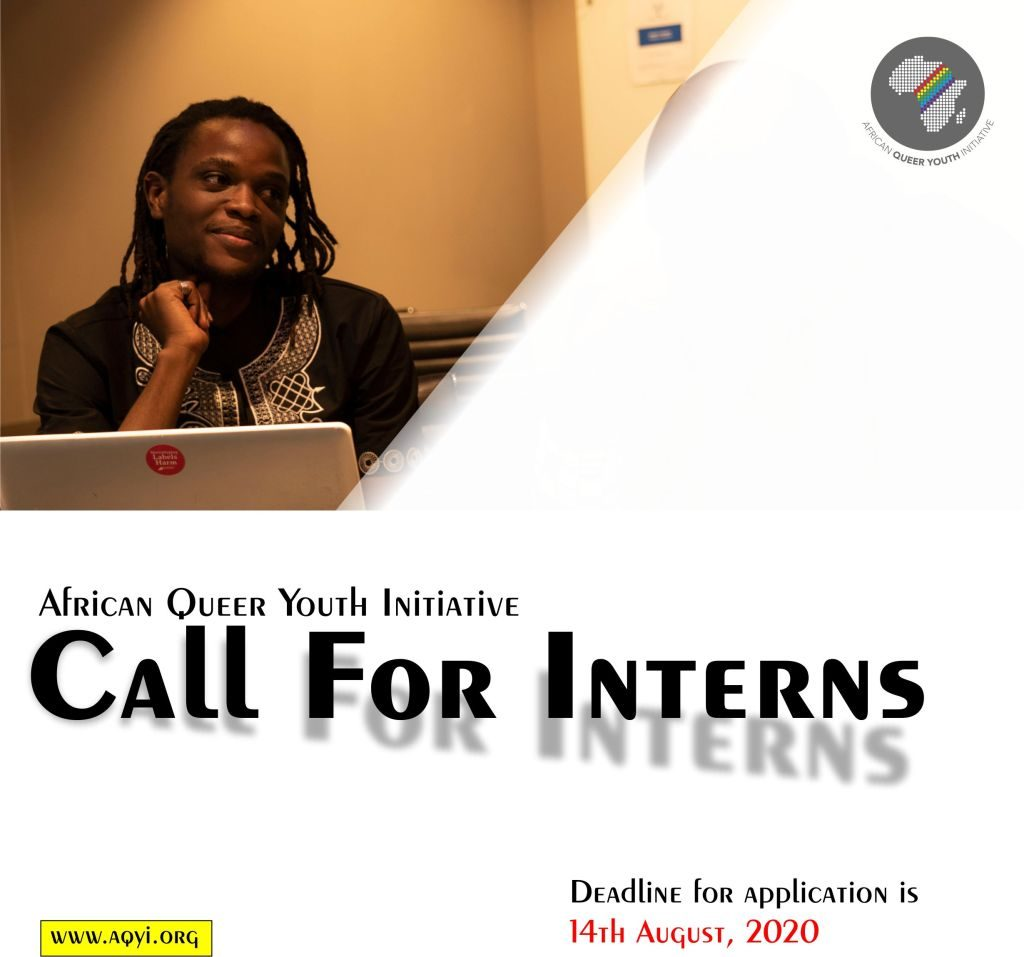 African Queer Youth Initiative: Call For Interns
